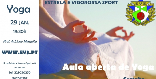 aula aberta yoga 2018 ADRIANO