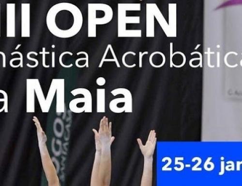 VIII Open da Maia